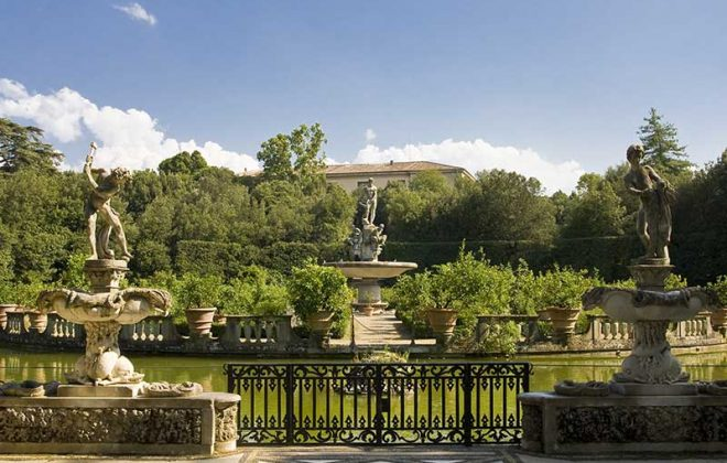 Firenze Giardino di Boboli near Cooking school in Florence