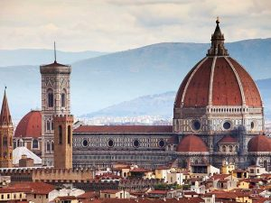 Firenze Cattedrale near Cooking school in Florence