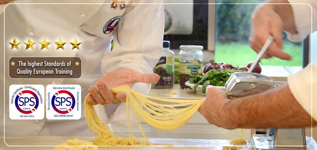cooking school in Italy