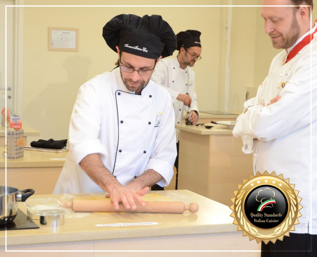 Cooking Raviolo 2 - Cooking courses in Italy