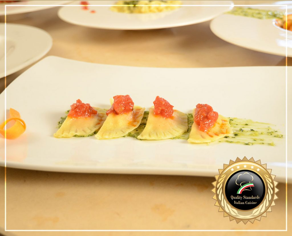 Cooking Raviolo 7 - Cooking school in Italy