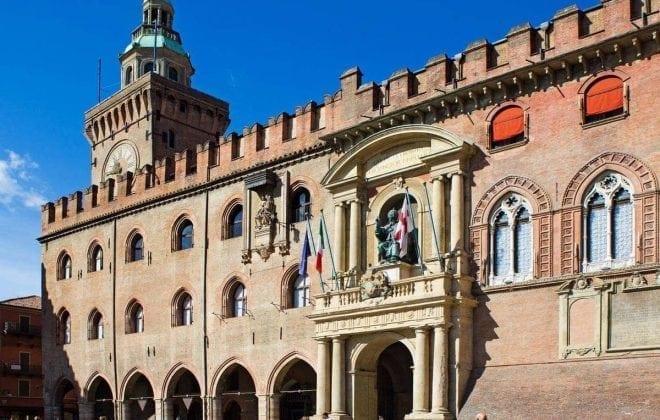 Palazzo Comunale Bologna