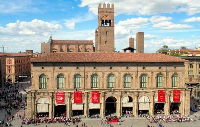 Palazzo Podestà Bologna