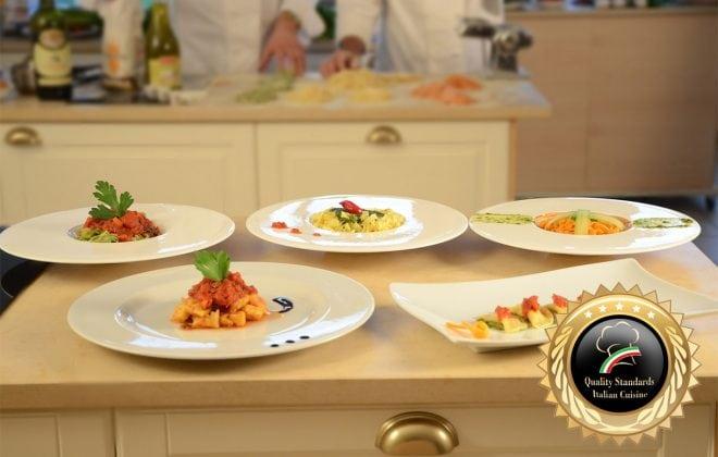Cooking italian pasta - Cooking School in Italy