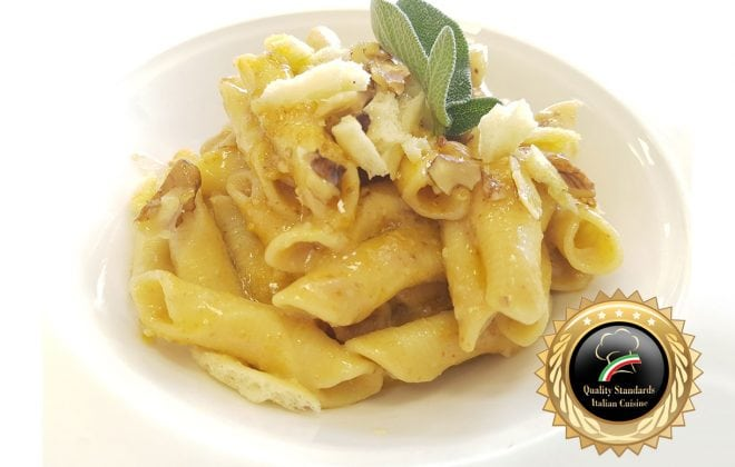 maltagliati Pasta course in Italy